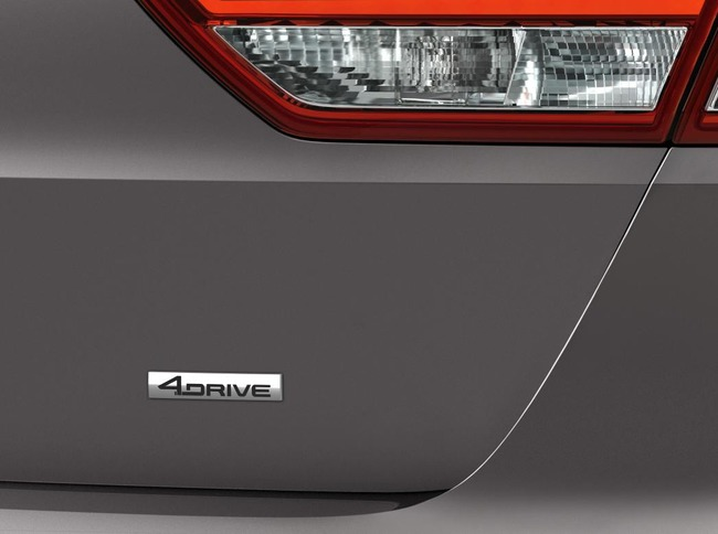 Seat Leon ST 4Drive logo