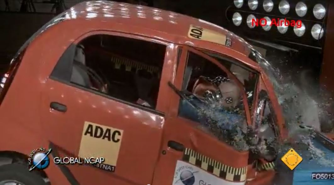 Tata Nano Global NCAP