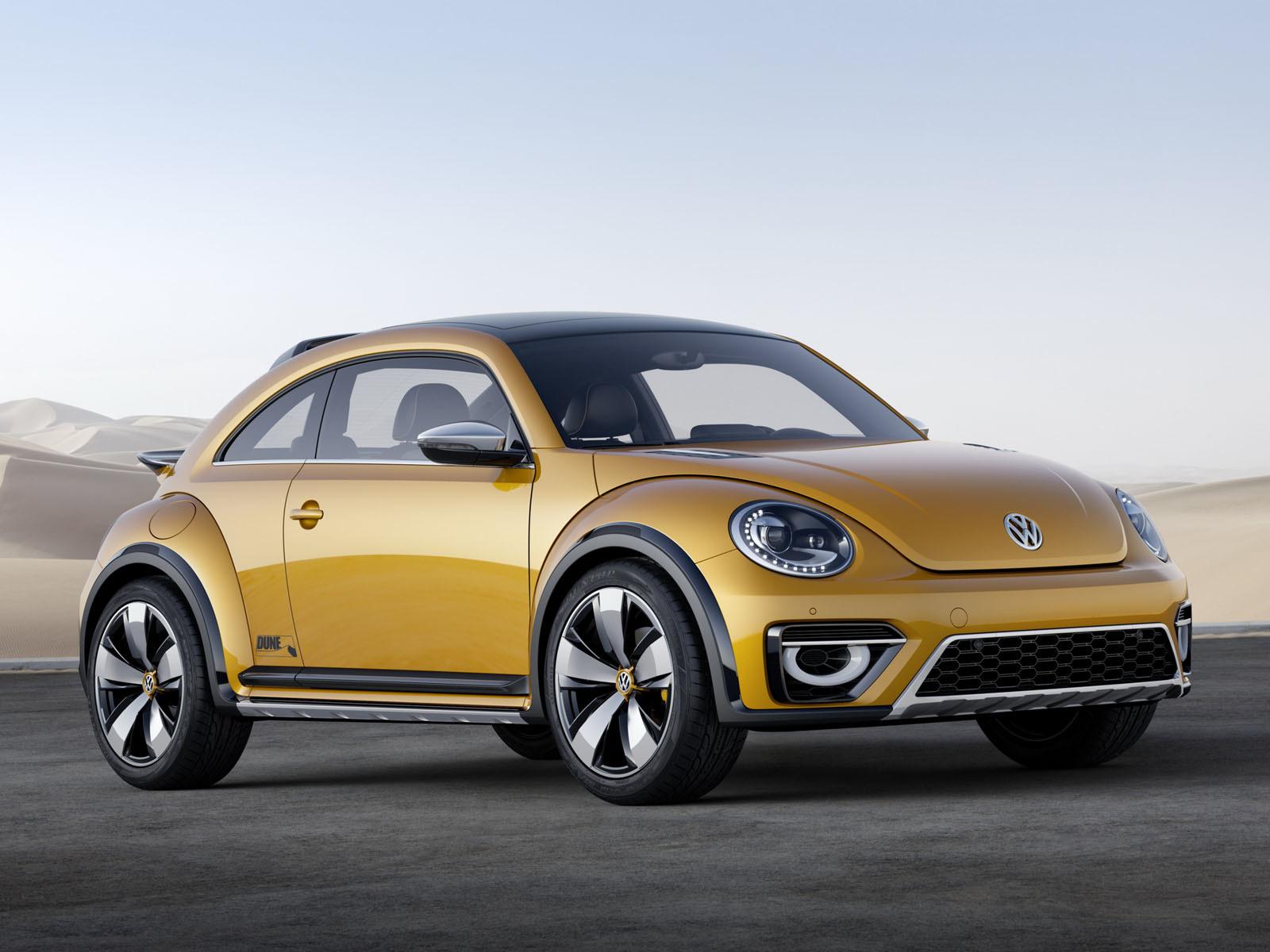 Volkswagen Beetle Dune Concept 2014 03