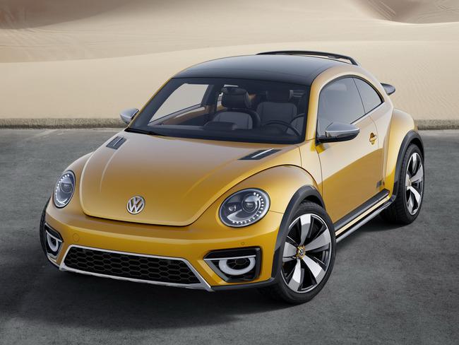 Volkswagen Beetle Dune Concept 2014 04