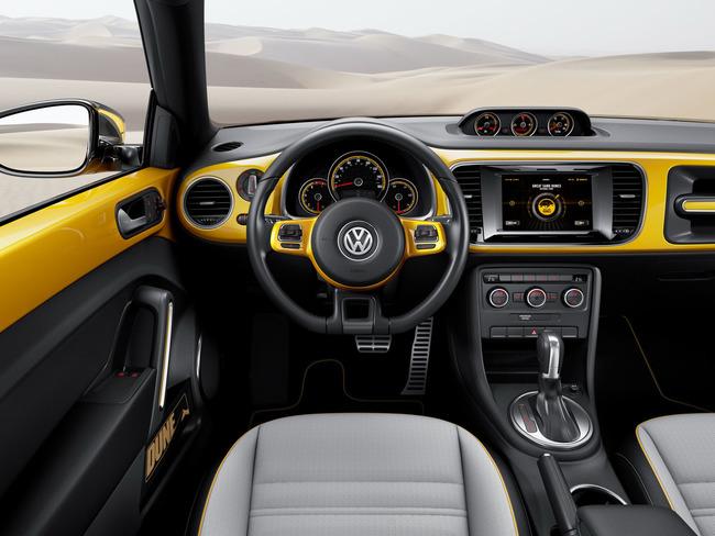 Volkswagen Beetle Dune Concept 2014 11