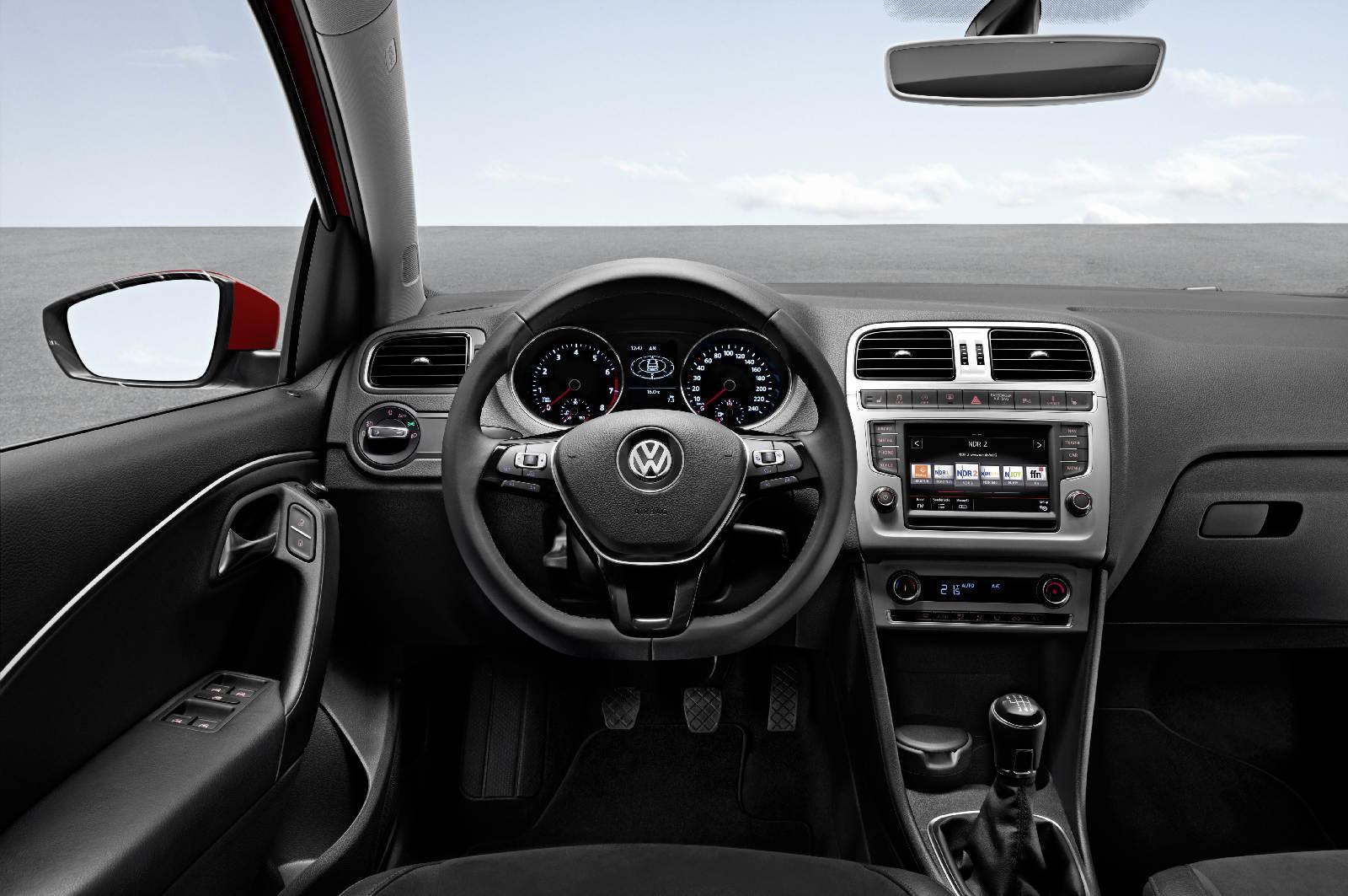 Nuevo Volkswagen Polo 2014: el cambio está en el interior