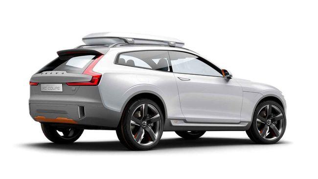 Volvo XC Coupé Concept 2014 - 00012
