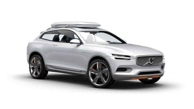 Volvo XC Coupé Concept 2014 - 00013