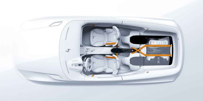 Volvo XC Coupé Concept 2014 - 00016
