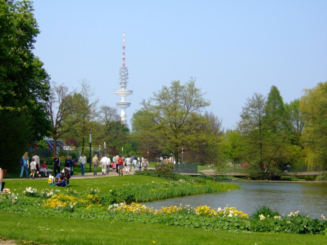 parque Hamburgo
