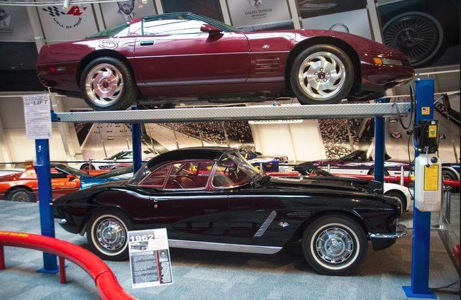 1993 40 aniversario Corvette