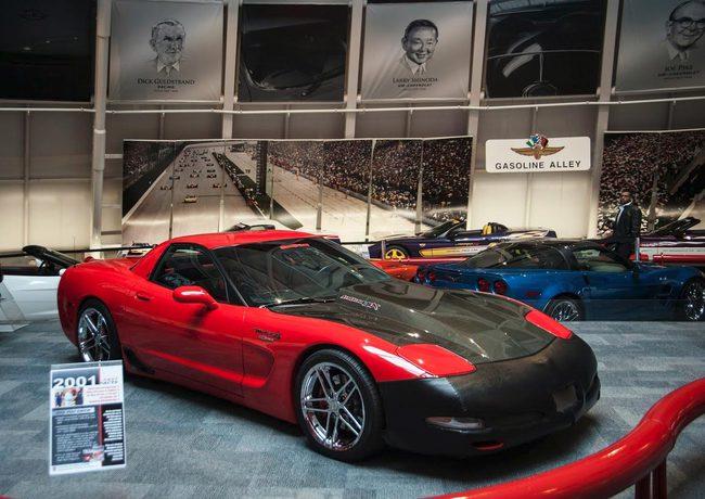 2001 Mallett Hammer Corvette Z06