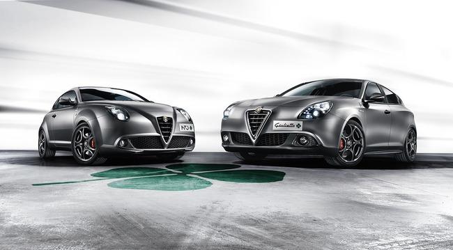 Alfa Romeo MiTo y Giulietta Quadrifoglio Verde 01