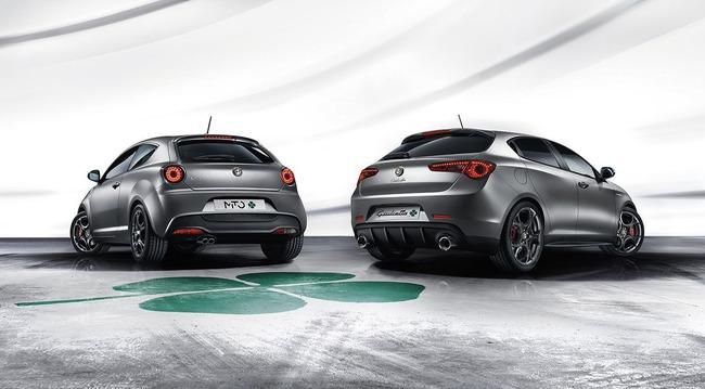 Alfa Romeo MiTo y Giulietta Quadrifoglio Verde 02