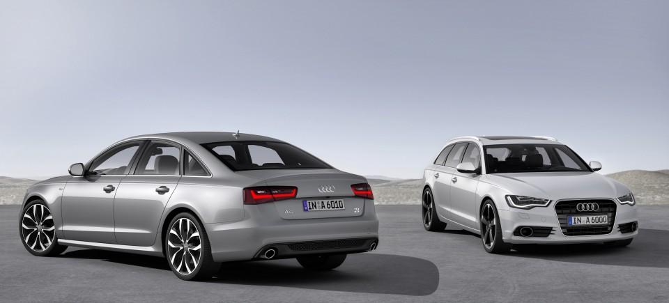 Audi A6 TDI ultra gama 02