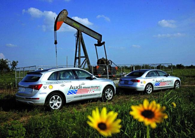 Audi Global Bioenergies 2