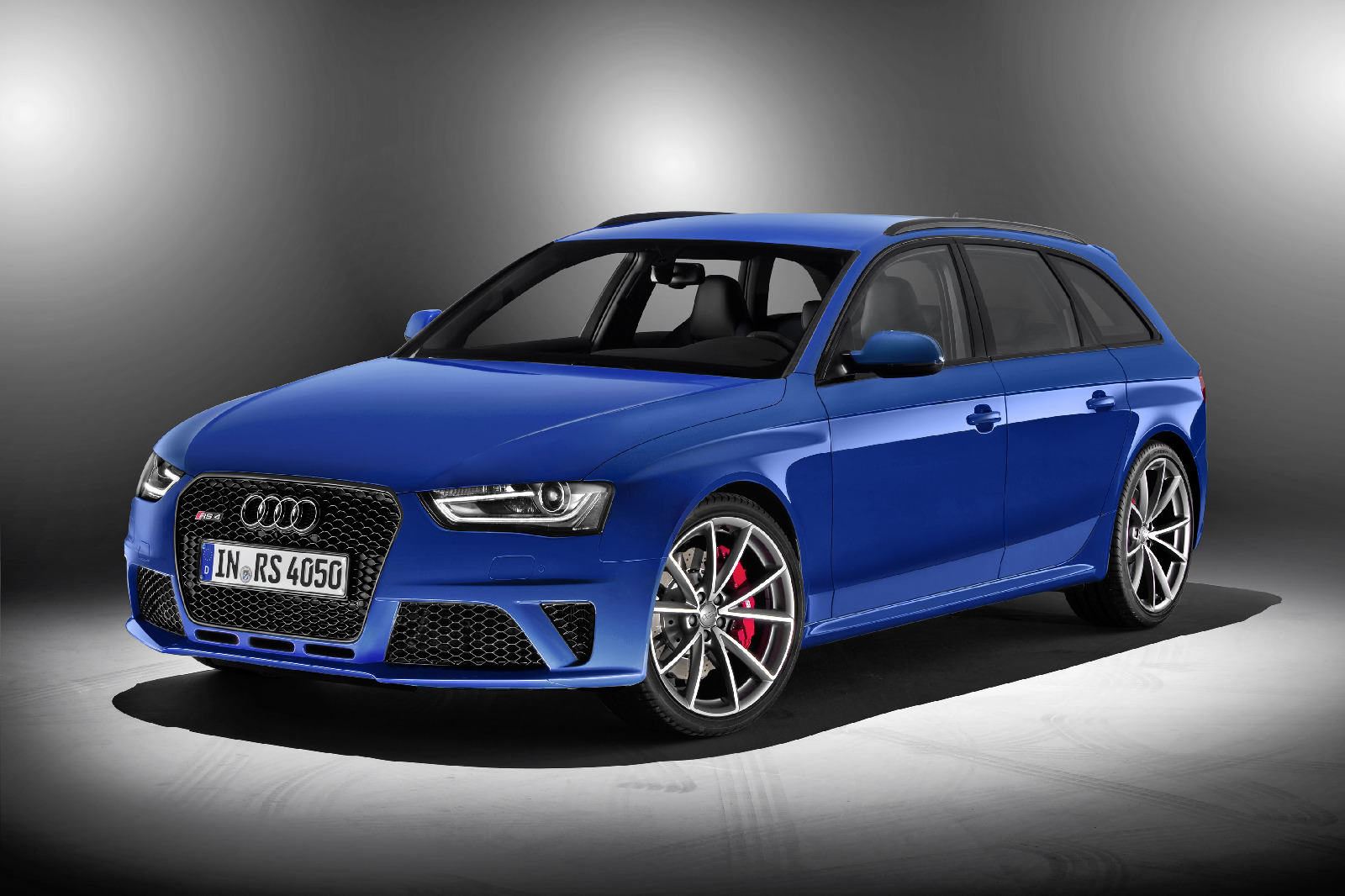 Audi RS 4 Avant Nogaro selection 2014 1