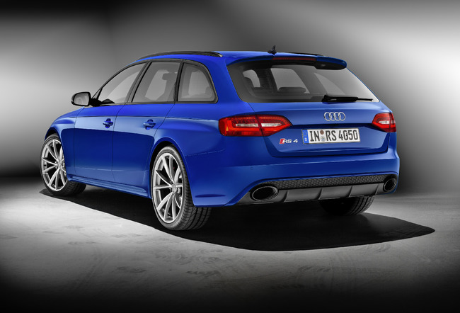 Audi RS 4 Avant Nogaro selection 2014 2