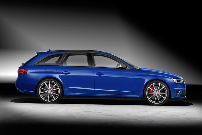 Audi RS 4 Avant Nogaro selection 2014 3