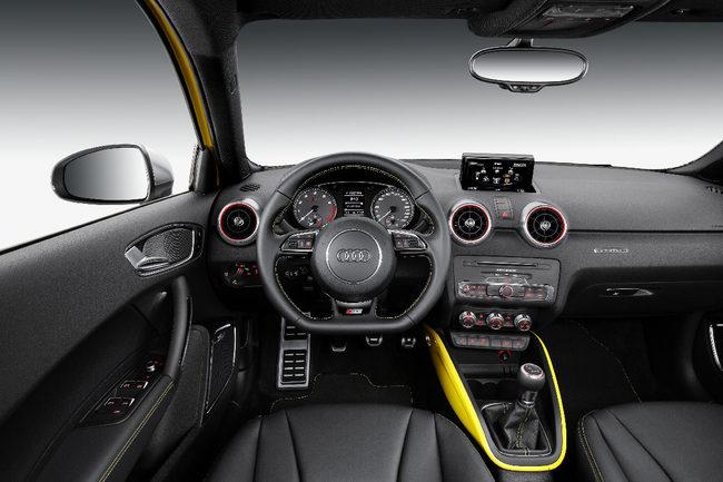 Audi S1 Sportback 2014 interior 04
