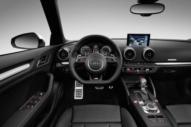 Audi S3 Cabrio 2014 interior 012