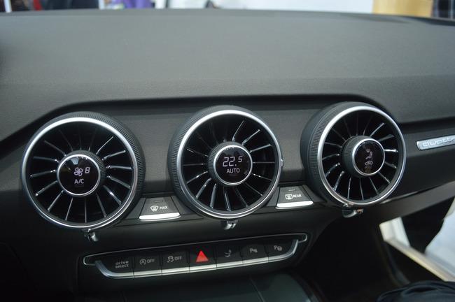 Audi TT interior futuro 2