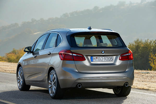 BMW Serie 2 Active Tourer 2014 28