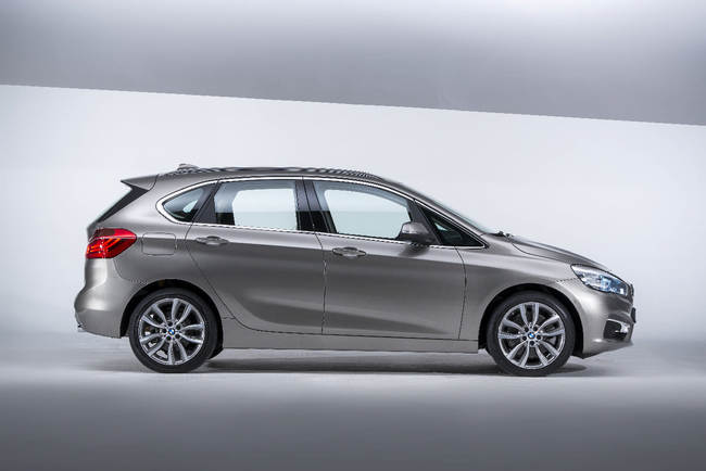 BMW Serie 2 Active Tourer 2014 estudio 2