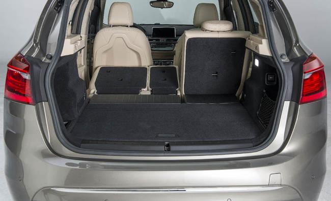 BMW Serie 2 Active Tourer 2014 interior 3