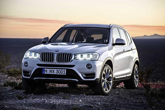 BMW X3 2014 19