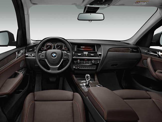 BMW X3 2014 7