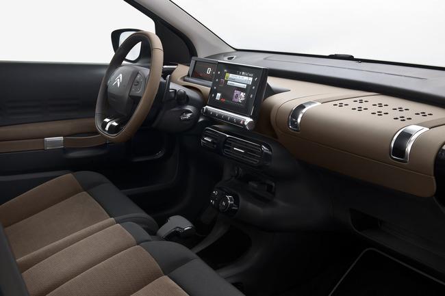 Citroen C4 Cactus 2014 18 interior