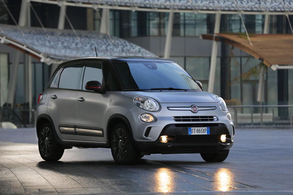 Fiat 500L Trekking Beats Edition 2014 03