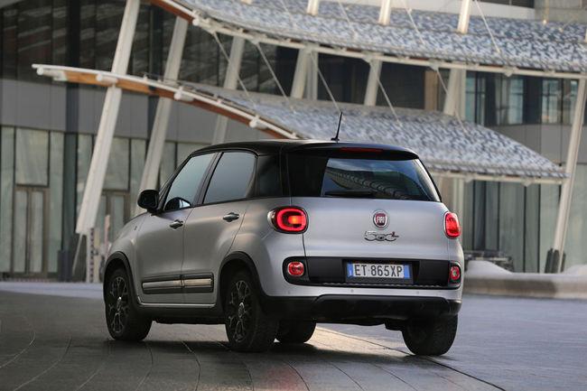 Fiat 500L Trekking Beats Edition 2014 10