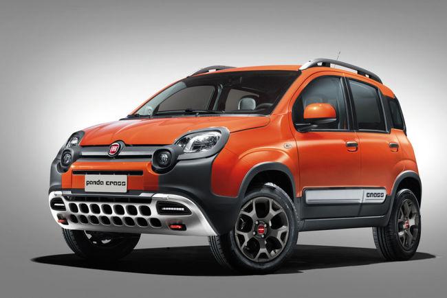 Fiat Panda Cross 2014 01