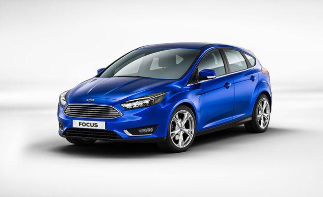 Ford Focus 2014 00