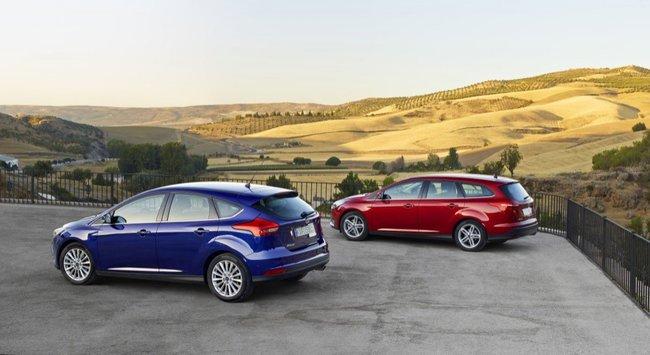 Ford Focus y Sportbreak 2015