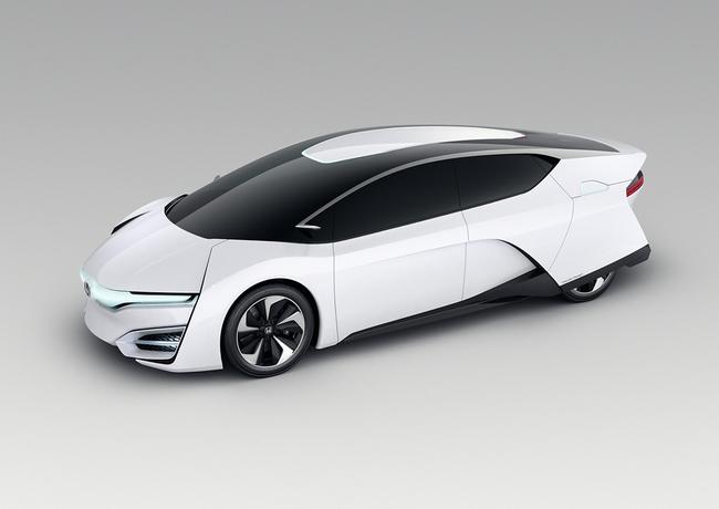 Honda FCEV Concept 2014 01