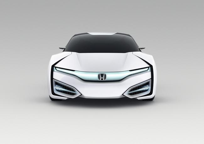 Honda FCEV Concept 2014 03