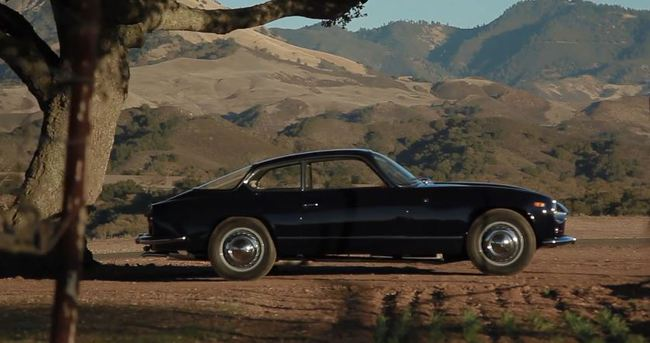 Lancia Flaminia Super Sport 3