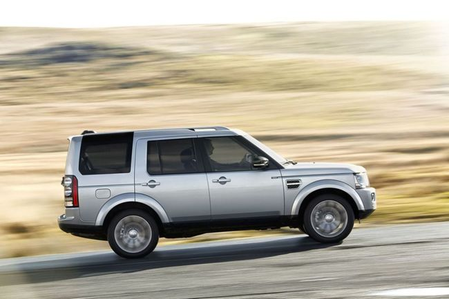 Land Rover Discovery XXV Edition 2014 01