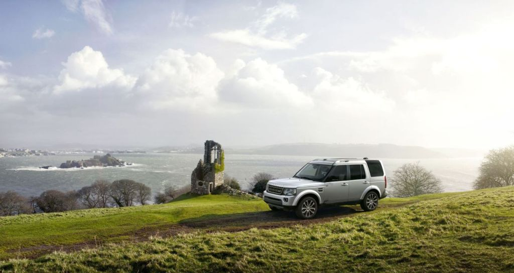 Land Rover Discovery XXV Edition 2014 02
