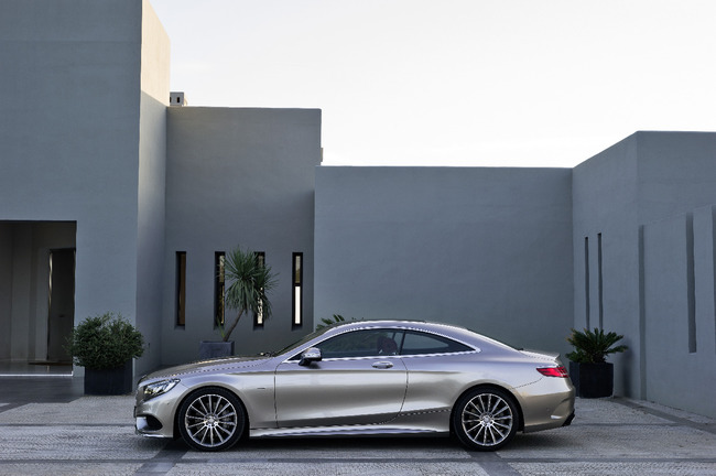 Mercedes Clase S Coupe 2014 37