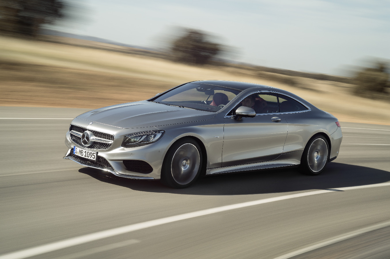 Mercedes Clase S Coupe 2014 46