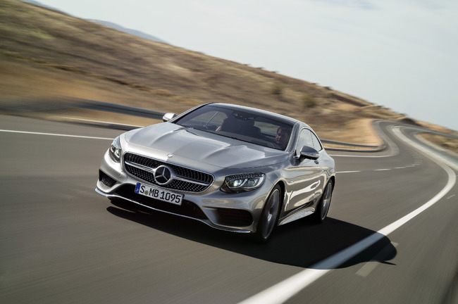 Mercedes Clase S Coupe 2014 47