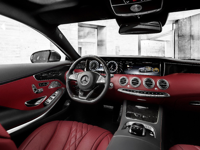 Mercedes Clase S Coupe 2014 52