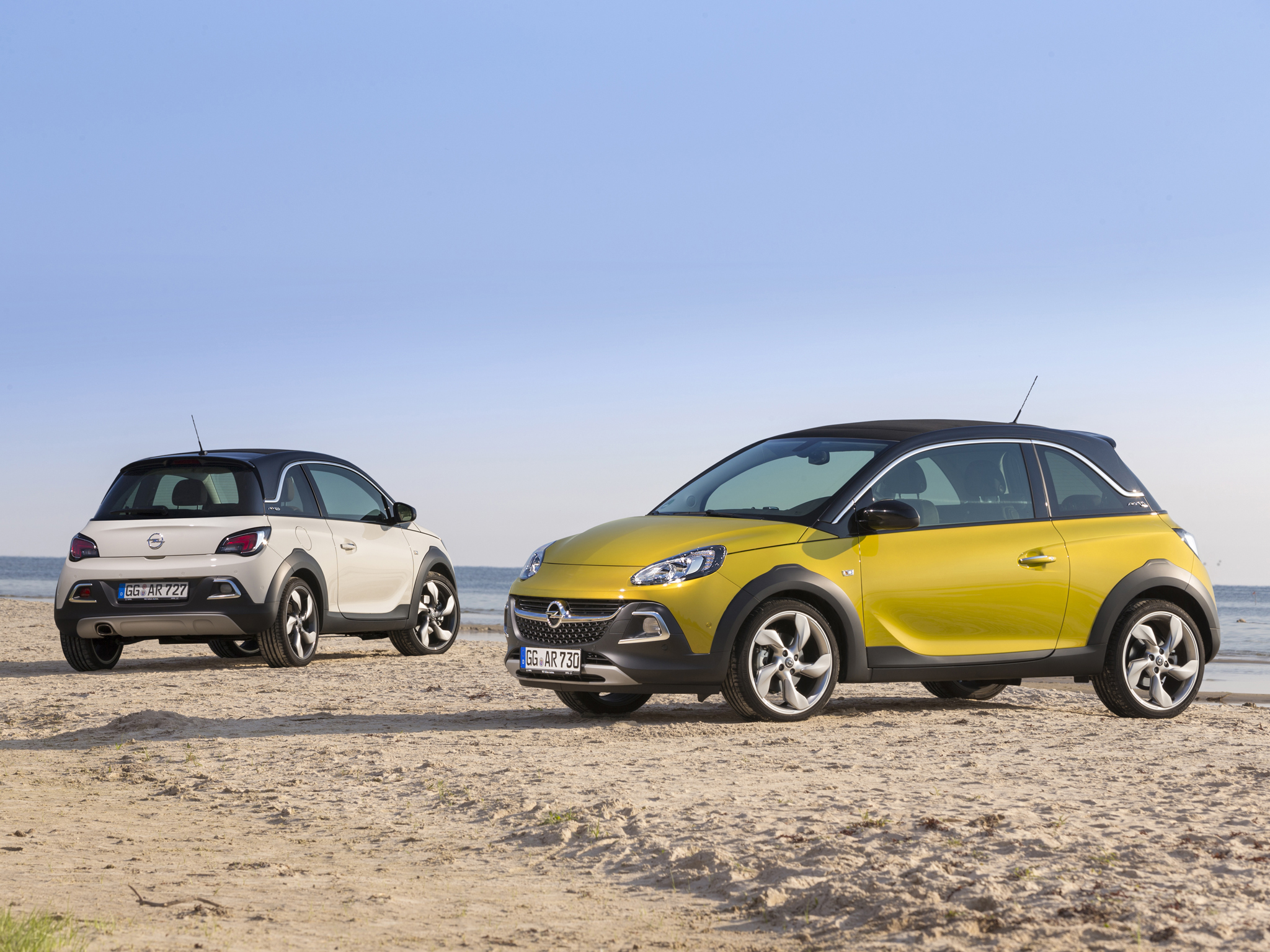 Opel Adam Rocks 2014 10