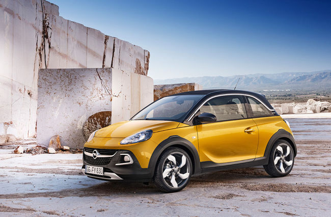 Opel Adam Rocks 2014 19