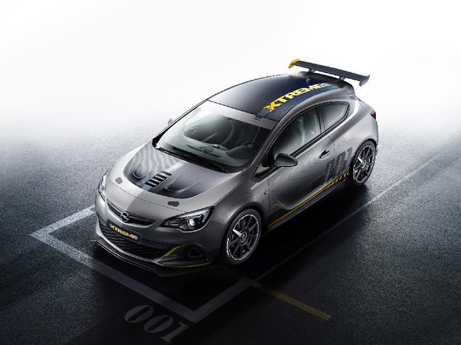 Opel  Astra OPC Extreme 2014 3