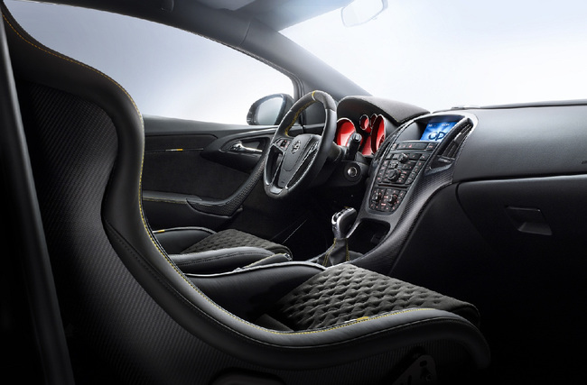 Opel  Astra OPC Extreme 2014 5