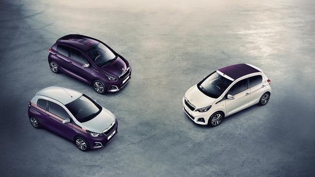 Peugeot 108 2014 12