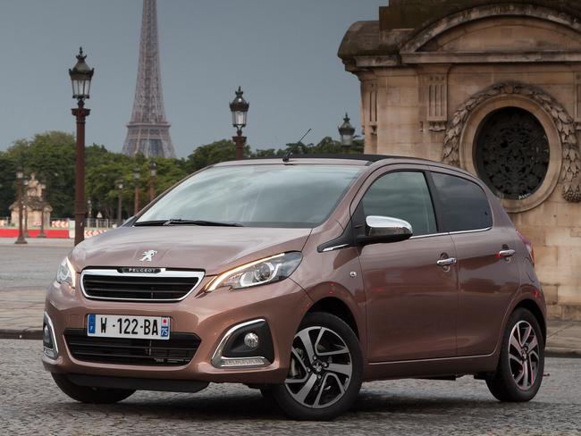 Peugeot 108 2014 23