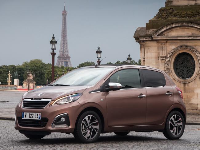 Peugeot 108 2014 24