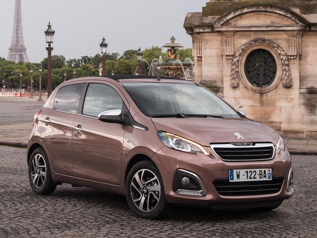 Peugeot 108 2014 25